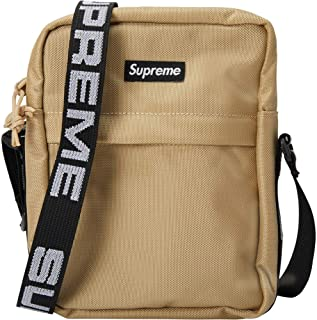 supreme bag tan