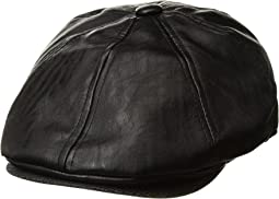 Stacy Adams - Faux Leather 8/4 Cap