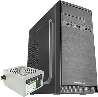 Tacens Anima AC4500 - Caja de Ordenador de Sobremesa (MicroATX / Mini-ITX Minitorre + PSU 500W)