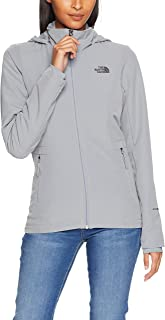 The North Face Women's Shelbe Raschel Hoodie, Mid Grey, XX-Large