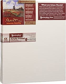 30 x 60 Sausalito Heavy Weight Masterpiece Artist Canvas 43899 Monet PRO 1-1//2 Deep Cotton 14.0oz 3X