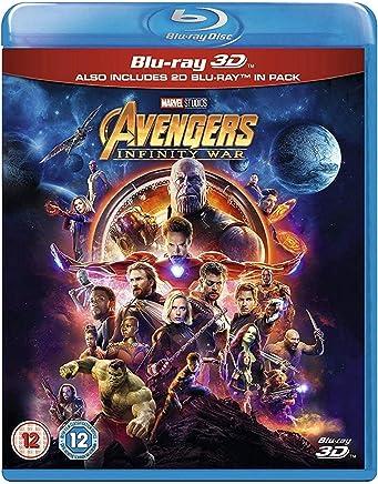 Avengers Infinity War 2018  Region Free