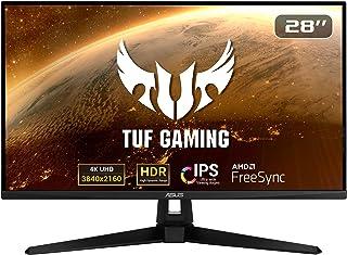 ASUS TUF Gaming VG289Q1A - 71.12 cm (28 Zoll), LED, IPS, 4K UHD, 60 Hz, FreeSync, DP, HDMI