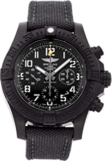Avenger Mechanical (Automatic) Black Dial Mens Watch XB0180E4/BF31 (Certified Pre-Owned)