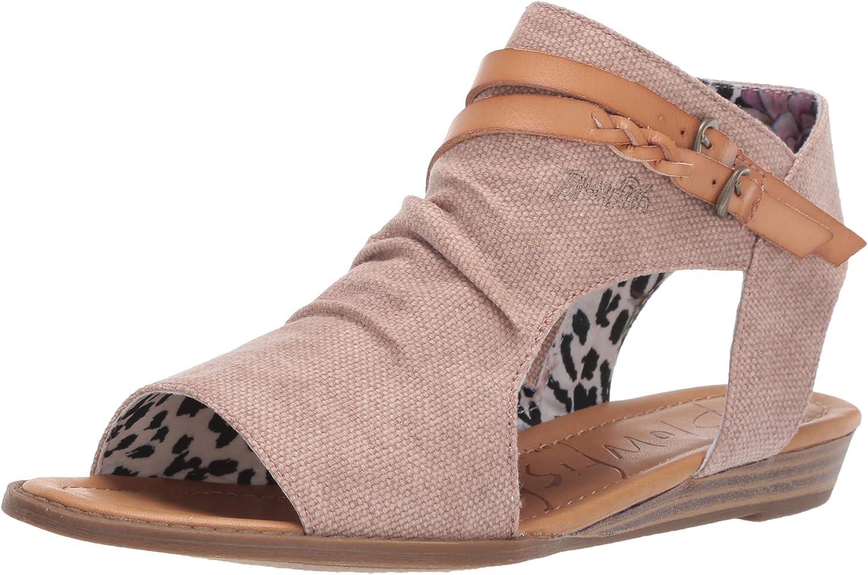 Blowfish Womens bluemoon Wedge Sandal