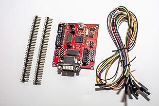 TIAO USB Multi-Protocol Adapter (JTAG, SPI, I2C, Serial)