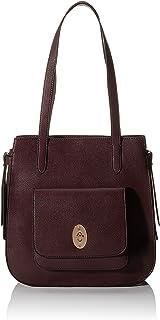 TOM TAILOR Shopper Damen, Krystal, 31x31.5x10.5 cm, TOM TAILOR Schultertasche, Handtaschen Damen
