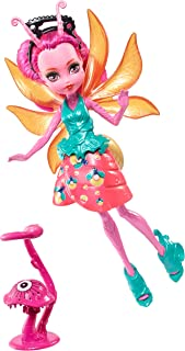 """Monster High Garden Ghouls Winged Critters Lumina Doll, 5.25"""""""