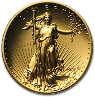 high relief gold coin 2009