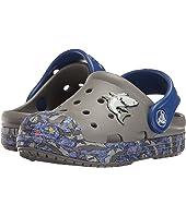 Crocs Kids - Bump it Graphic Clog (Toddler/Little Kid)