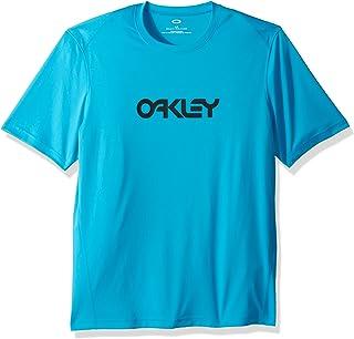 تيشيرت رجالي ماركة Oakley مطبوع عليه Ss Surf
