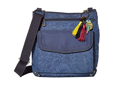 Sakroots Camino Swing Pack (Indigo Spirit Desert) Handbags