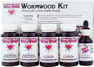Kroeger Herb Co, Wormwood Kit, 5 Piece Kit - 2pc