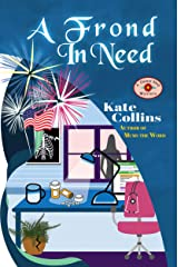 A FROND IN NEED: A Flower Shop Mystery Summer Novella Kindle Edition