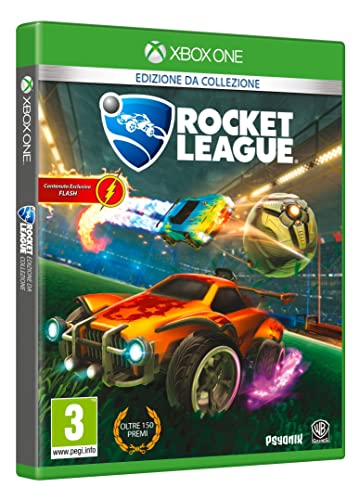 Rocket League: Collector's Edition - Xbox One <p data-wpview-marker=