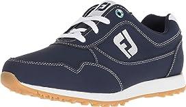 Sport Retro Spikeless Street Sneaker