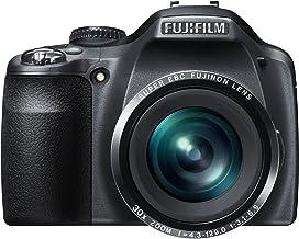 Fujifilm FinePix SL300 - Cámara compacta (Zoom óptico 30x, Pantalla 3 Pulgadas, estabilizador de Imagen), Color Negro