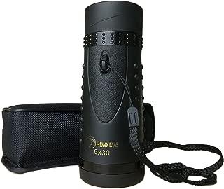 Hawkeye 単眼鏡 6倍 30口径 ポータブルハイパワ 光学ズーム 小型 軽量 防水 コンサート アウトドア バードウォッチング キャンプ 登山 ライブ 観劇に対応