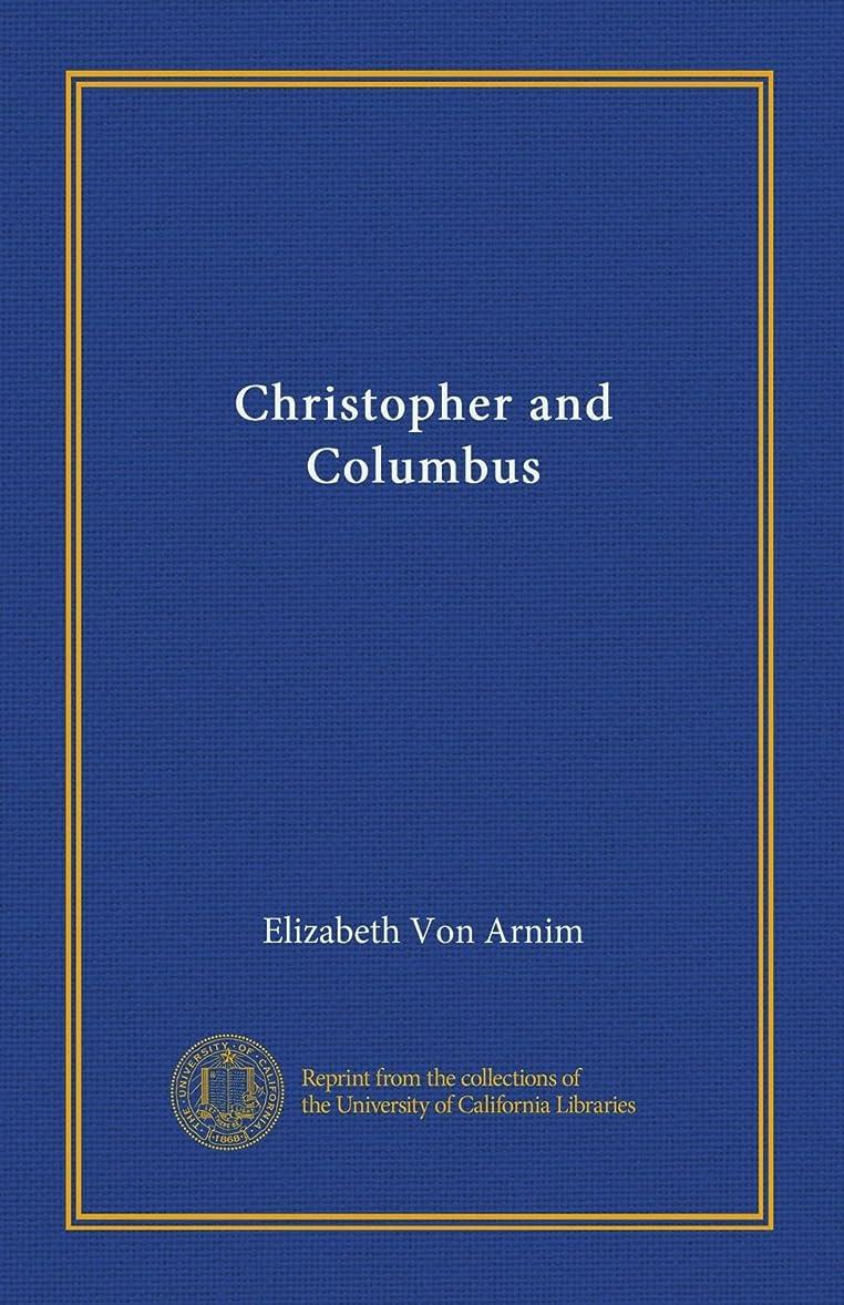 病売り手端末Christopher and Columbus