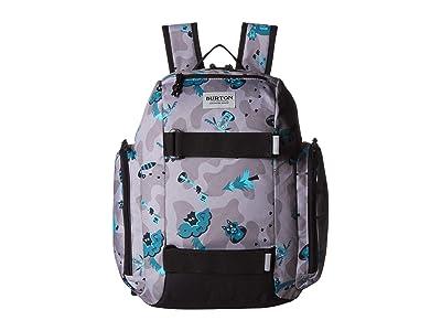 Burton Kids Youth Metalhead Pack (Hide and Seek Print) Backpack Bags
