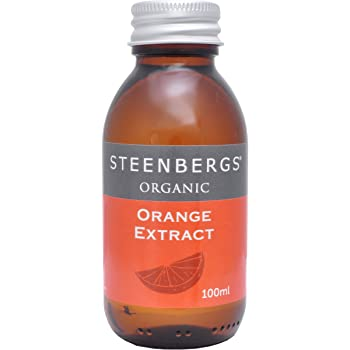 Steenbergs Organic Orange Extract, 100ml