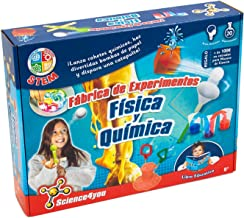 Science4you-Fábrica de Experimentos-Quimica Y Fisica, Multicolor (605237)