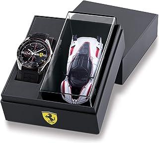 Scuderia Ferrari Men's Analogue Quartz Watch with Silicone Strap 0870045