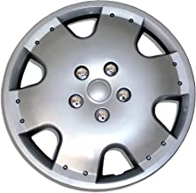 TuningPros WC-16-720-S 16-Inches-Silver Improved Hubcaps Wheel Skin Cover Set of 4