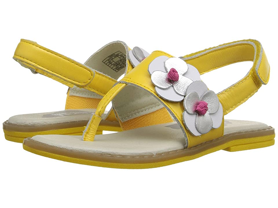 Umi Kids Marin (Toddler/Little Kid) (Yellow) Girls Shoes