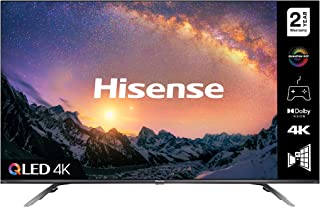 HISENSE 55E76GQTUK QLED Gaming Series 55-inch 4K UHD Dolby Vision HDR Smart TV with YouTube, Netflix, Freeview Play and Al...