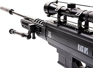 Spring Piston Sniper .22 Airgun
