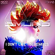 Best eva simons i don't like you remix Reviews