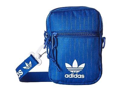 adidas Originals Originals Festival Bag Crossbody (Collegiate Royal) Bags