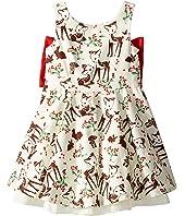Little Party Little Deer Dress (Toddler/Little Kids/Big Kids)