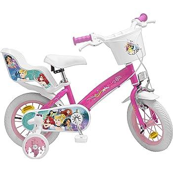 Princesas Disney - Bicicleta de 12