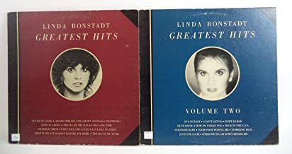 Linda Ronstadt Lot of 2 Vinyl Record Albums Greatest Hits and more