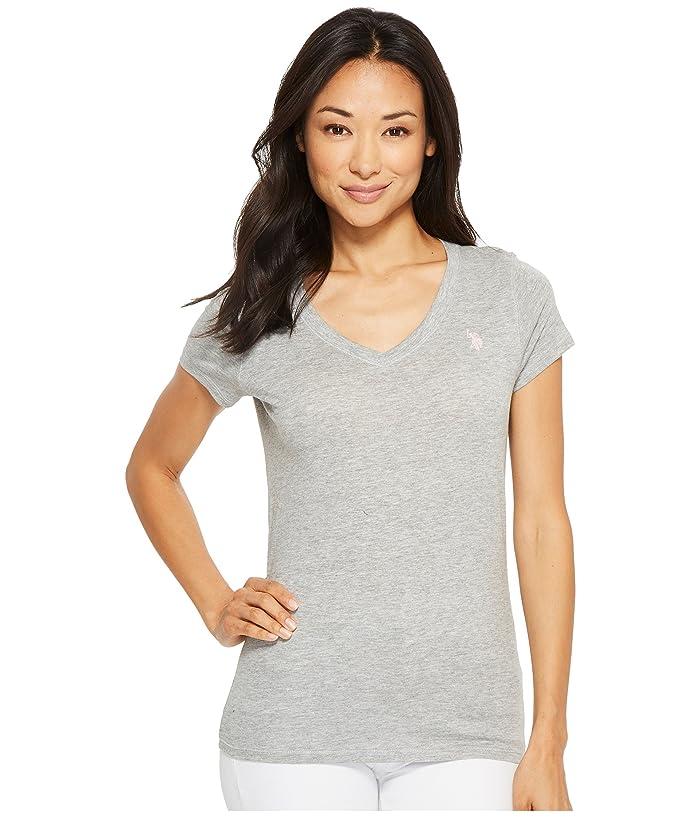 U.S. POLO ASSN. Tonal Embroidered T-Shirt
