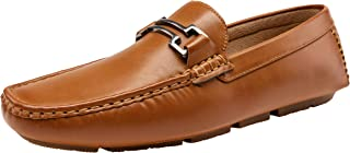 Best mens brown loafers with buckle Reviews