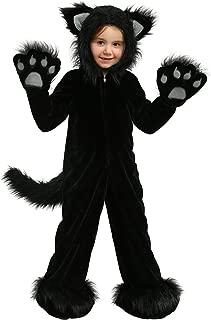 Child Premium Black Cat Animal Costume