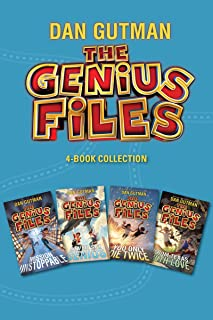 The Genius Files 4-Book Collection: Mission Unstoppable, Never Say Genius, You Only Die Twice, From Texas with Love (English Edition)