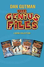 The Genius Files 4-Book Collection: Mission Unstoppable, Never Say Genius, You Only Die Twice, From Texas with Love