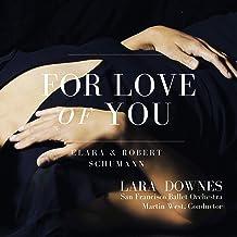Lara Downes - For Love of You (2019) LEAK ALBUM