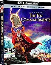 The Ten Commandments 4K UHD Digital