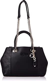 Guess Womens Handbag, Black - SG766922