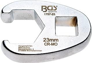 24 12,5/mm 1757 Bgs Cl/é de 24/mm Renoncule 1//2/