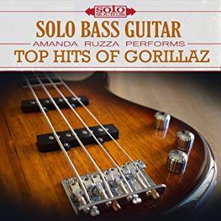 Gorillaz Top Hits: Solo Electric Bass