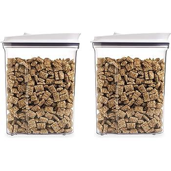 OXO POP Cereal Dispenser - Large, Set of 2