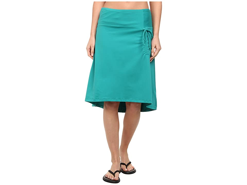 The North Face Cypress Skirt (Teal Blue (Prior Season)) Women