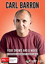Carl Barron: Four Shows And A Movie (DVD)