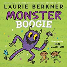 Monster Boogie: With Audio Recording